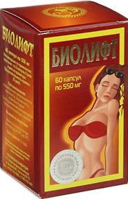 Биолифт для увеличения груди Biolift